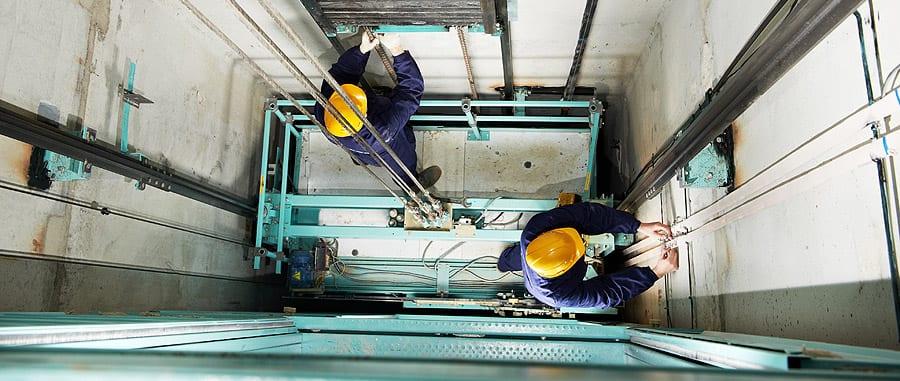 Elevator Constructors Michigan Road 2 Work